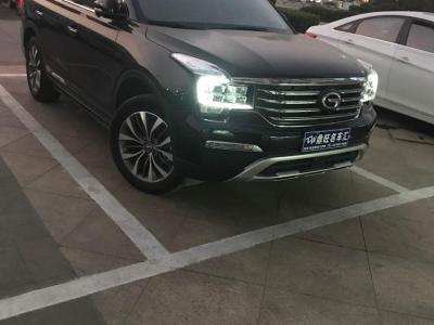 廣汽傳祺 GS8  2017款 320T 兩驅豪華智聯版圖片