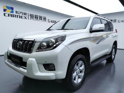 2012年7月 丰田 普拉多(进口) 2.7L 自动豪华版图片