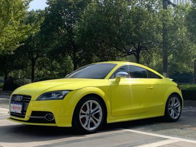 奥迪 奥迪TTS  2013款 TTS Coupe 2.0TFSI quattro图片