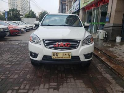 2016年6月 江淮 帥鈴T6 2.8T柴油創客版舒適型長軸HFC4DA1-2C圖片
