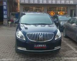 2013年2月 别克 GL8 商务车 2.4 BASE 舒适版