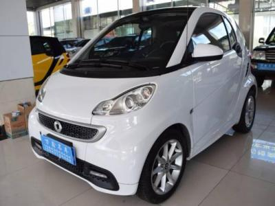 Smart Fortwo 2012款 Coupe 1.0 MHD 舒适版图片