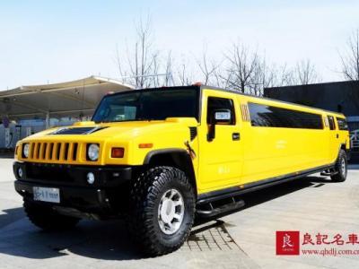 悍马 H2  6.2L 加长礼宾车5.98米图片