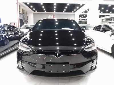 2018年3月 特斯拉 Model X Model X 75D圖片