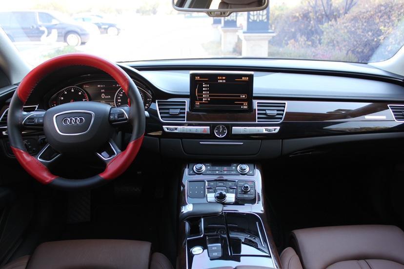 奥迪 奥迪A8  2016款 A8L 45 TFSI quattro舒适型图片