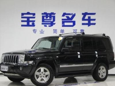 Jeep 指挥官  5.7 Hemi图片