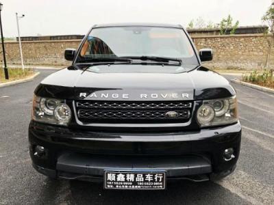 2011年5月 路虎 揽胜运动版  3.0T 运动版 Sporty 柴油型图片