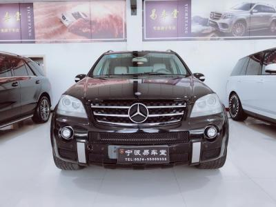 2008年12月 奔馳 AMG  ML63 AMG 6.2L 4MATIC圖片