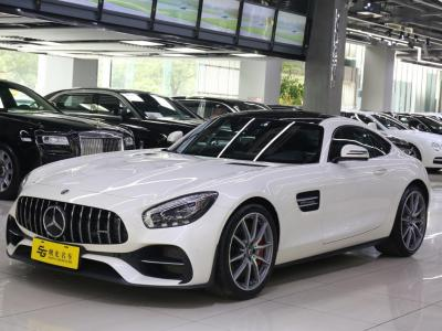 2019年11月 奔驰 奔驰AMG GT GT 图片