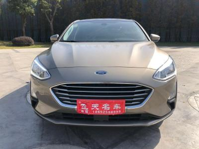 福特 福克斯  2019款 兩廂 1.5L 自動鋒躍型 國V圖片