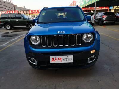 2017年6月 Jeep 自由侠 互联大屏版 180T 自动高能版图片