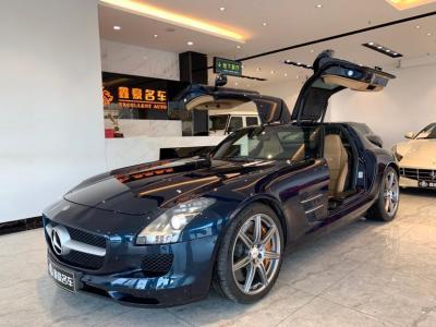 奔驰 奔驰SLS级AMG  2011款 SLS AMG
