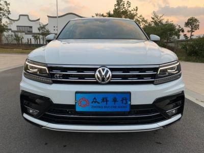 2019年2月 大众 Tiguan(进口) 380TSI 四驱R-Line图片