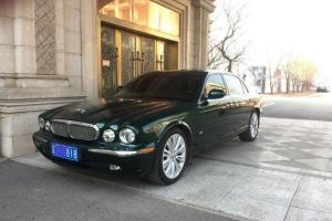 捷豹 XJ6皇家绿 英伦范 图片
