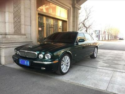 捷豹 XJ6皇家绿 英伦范