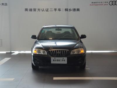 现代 伊兰特  2005款 1.6L 手动标准型