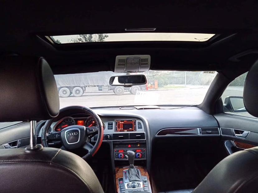 奥迪 奥迪A6L  2008款 2.4L 尊贵型图片