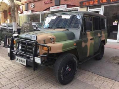 2016年9月 Jeep 北京吉普军用版2023-2009年 二手smart硬顶 价格13.5高清图片