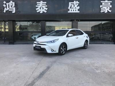 2017年9月 丰田 雷凌 改款双擎 1.8H GS CVT精英天窗版 国V图片