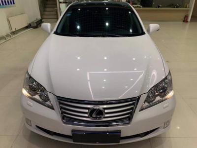 雷克薩斯 ES  2012款 240 特別限量版