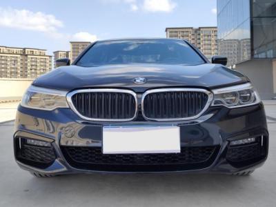 2018年10月 宝马 宝马5系  改款 530Li 尊享型 M运动套?#24052;计?/>                         <div class=