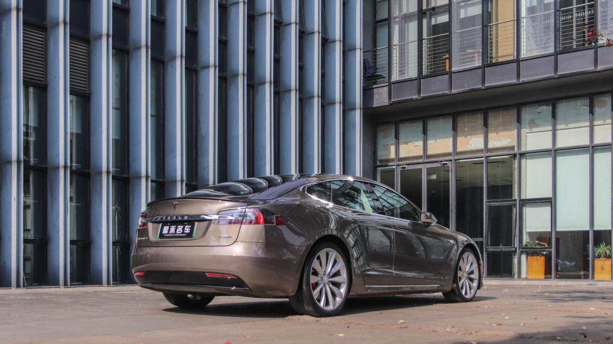 特斯拉 Model S  2016款 Model S P90D图片