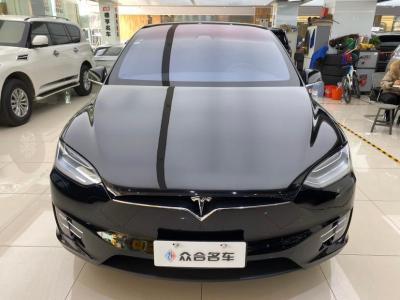 2018年1月 特斯拉 Model X Model X 75D图片