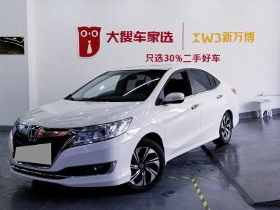 2018年4月 本田 凌派 1.8L CVT舒適特裝版圖片