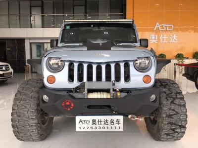2013年1月 Jeep 牧马人(进口) 3.6L Sahara 两门版图片