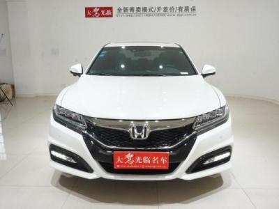 本田 思铂睿  2.4L DCT Si图片