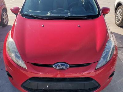 福特 嘉年华  2011款 三厢 1.3L 手动风尚型图片