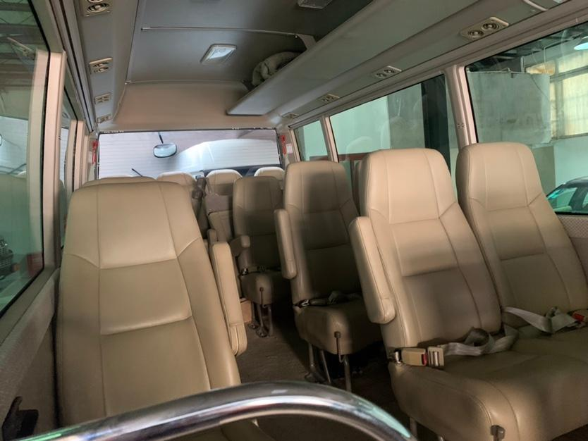 丰田 柯斯达  2007款 2.7L汽油高级版 20座图片