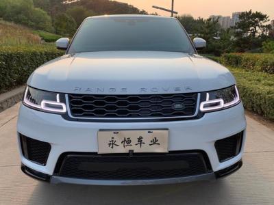 2018年6月 路虎 揽胜运动版新能源(进口) P400e HSE图片