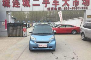 Smart Fortwo 2012款 Coupe 1.0 MHD 标准版 1.0