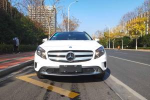 2016年8月 奔驰 奔驰GLA  GLA 200 动感型图片