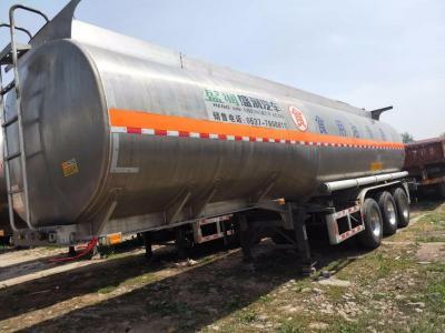 2017年5月 公司低价出售二手油罐车德龙 欧曼GTL 豪沃T7 解放J6 东风天龙 手续齐全 图片