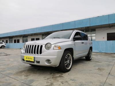 Jeep 指南者  2007款 2.4L CVT 运动版