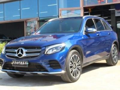 奔馳 奔馳GLC  2020款 GLC 260 L 4MATIC 動感型