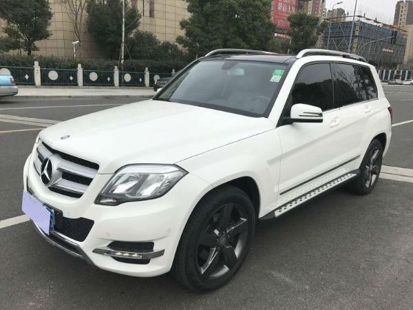 奔驰glk300价格_【宁波二手车】2013年12月_二手奔驰glk300_价格32.3
