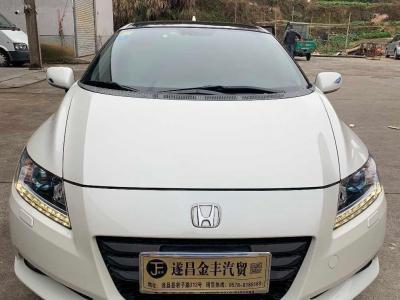 本田 CR-Z  2012款 hybrid