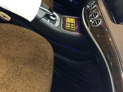 奔馳 奔馳S級  2017款 S 320 L 豪華型