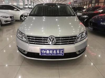 大众 一汽-大众CC  2018款 1.8TSI 豪华型