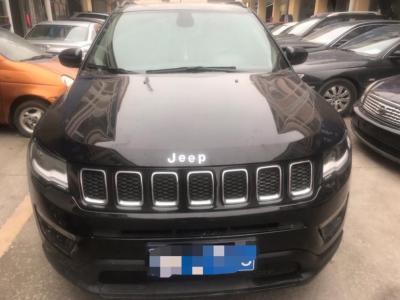 2018年2月 Jeep 指南者  200T 自動舒享版圖片