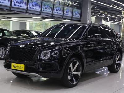 宾利 添越  2018款 4.0T V8
