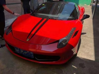 法拉利458 2011款 4.5L ltalia
