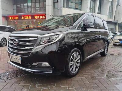 2018年9月 廣汽傳祺 GM8 320T 尊貴版圖片