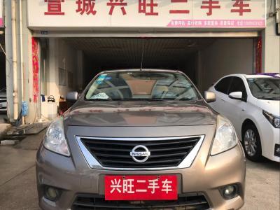日产 阳光  2014款 1.5XE CVT精英版图片