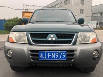 2007年12月 三菱 帕杰罗 V73 3.0L AT GLX图片