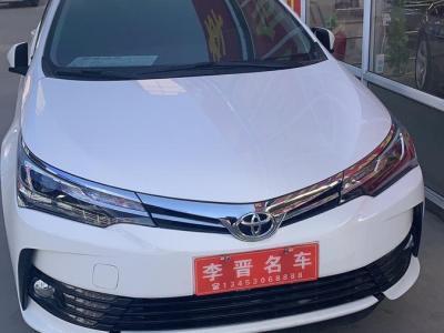 丰田 卡罗拉 1.2T CVT GL-i真皮版图片