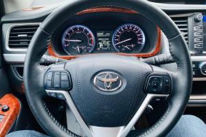 2017年6月 丰田 汉兰达  2.0T 四驱豪华导航版 7座图片